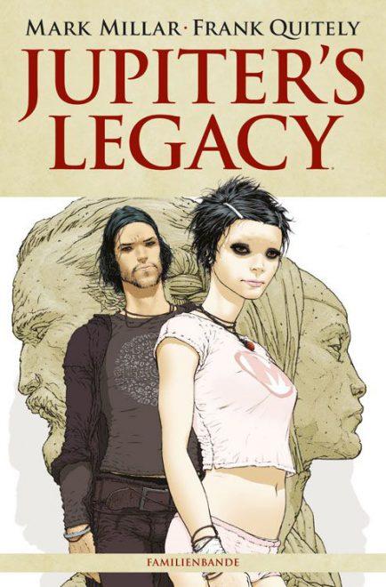 Cover des Comics