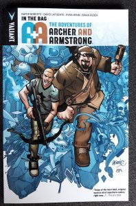 The Adventures of Archer and Armstrong Vol. 1