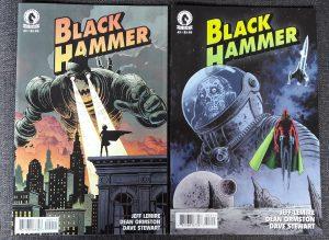 Black Hammer #2 und #3