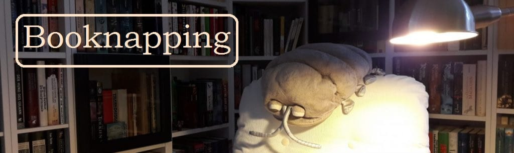 Booknapping