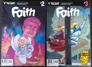 Faith #2 und #3