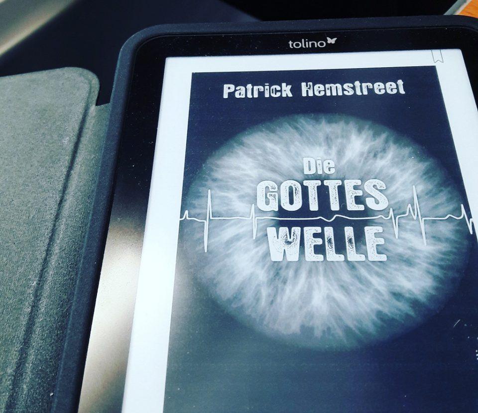 Patrick Hemstreet - Die Gotteswelle