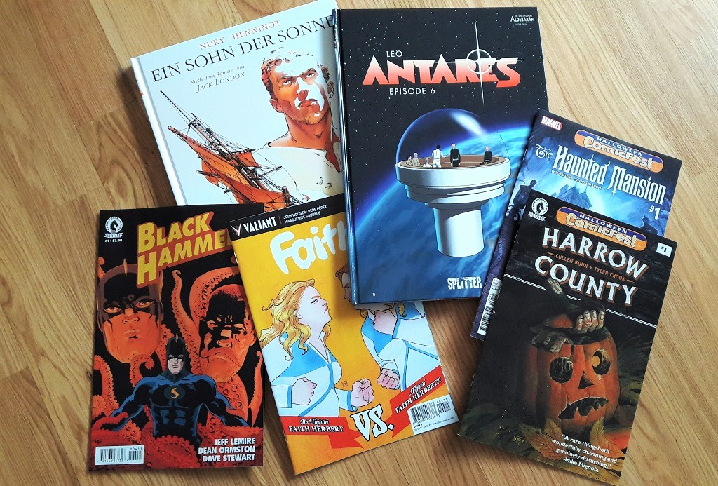 Comics im Oktober Vol. 2