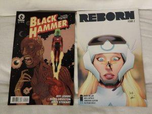 Black Hammer 5 + Reborn 2
