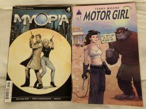 Myopia Special 1 + Motor Girl 1