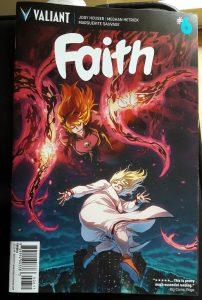 Faith im Kampf gegen Dark Star
