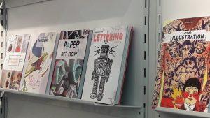 Bücher über Illustrationen, Papier und Basteln
