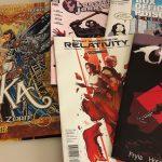 Comics im Januar 2017 Vol. 2