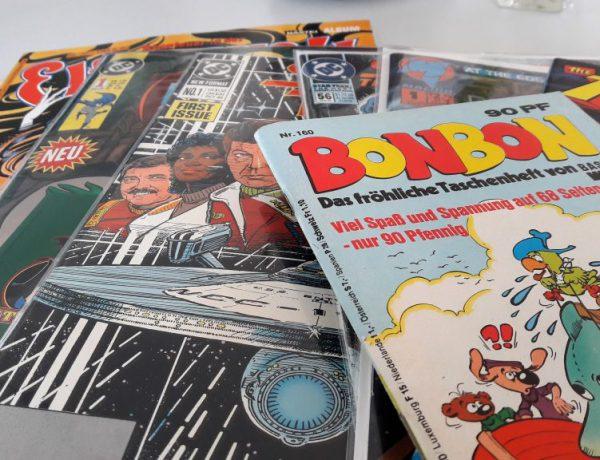 Mehrere Comics
