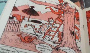 Comic aus den 70ern, Innenseiten