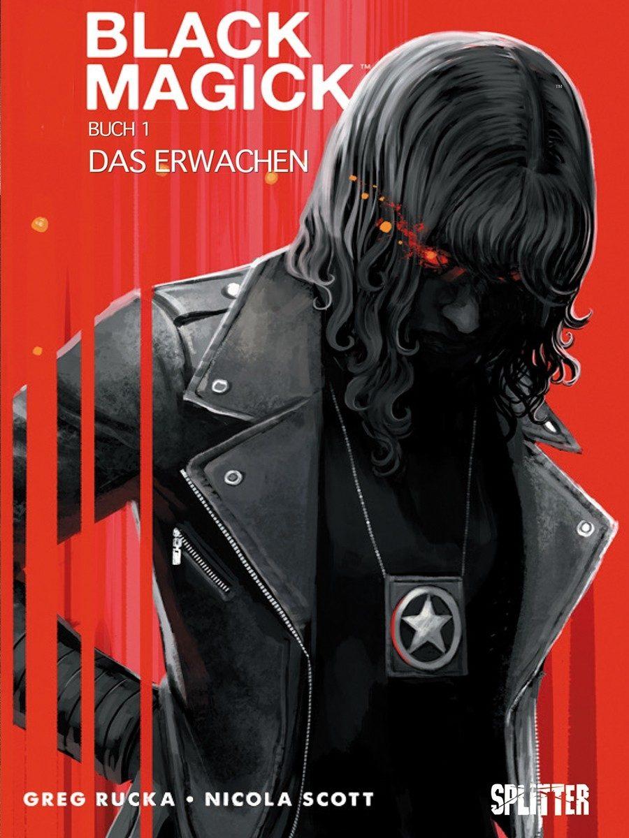 Originalcoverabbildung von Black Magick 1 vom Splitter Verlag