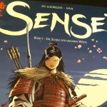 Senseï Band 1: Die Schule der einsamen Wölfe (Di Giorgio/Vax )