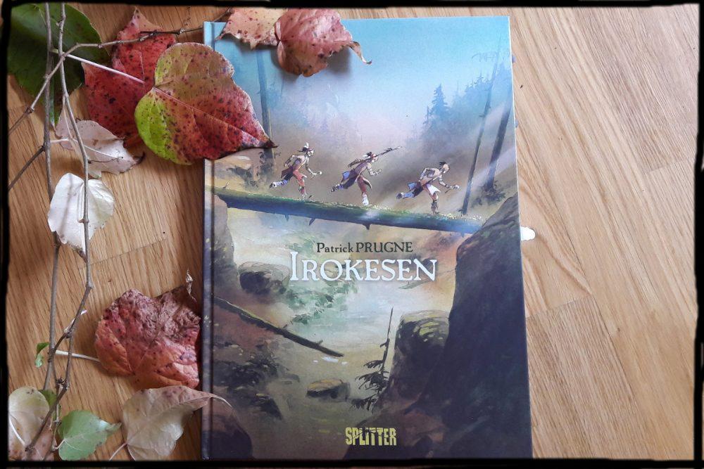 Cover und einiges Herbstlaub