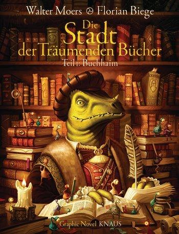 Cover der Graphic Novel