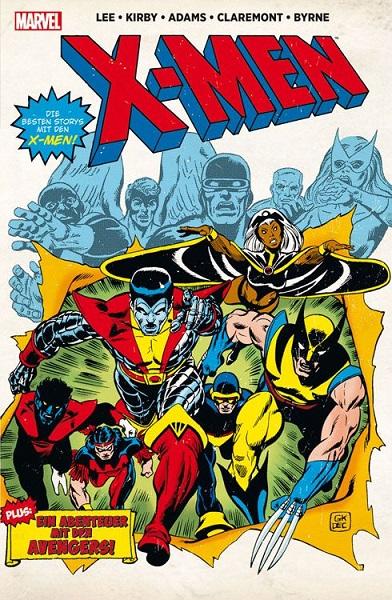 Cover des Comics, dass die gesamten X-Men-Truppe zeigt