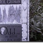 Der lächelnde Odd und die Reise nach Asgard von Neil Gaiman, illustriert von Chris Riddell