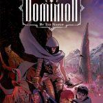 Fantasycover zeigt eine fünfköpfige Heldengruppe