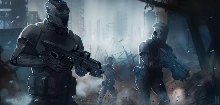 Alpha Squad by radacs