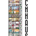 Comiccover zeigt Einblick in ein Hochhaus von vorne
