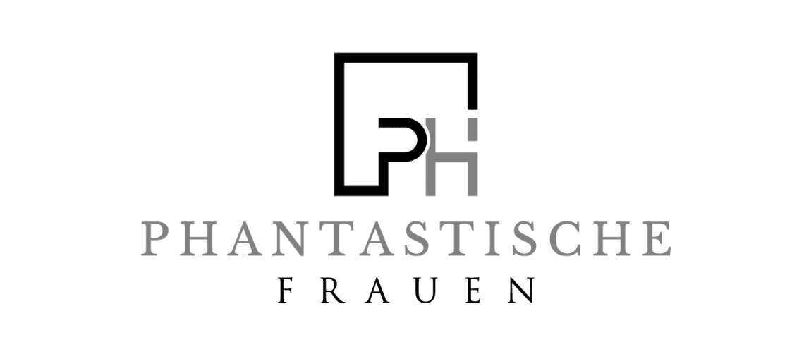 Logo für die Rubrik Phantastische Frauen auf booknapping.de