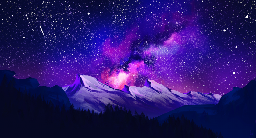 Spaceberge by radacs