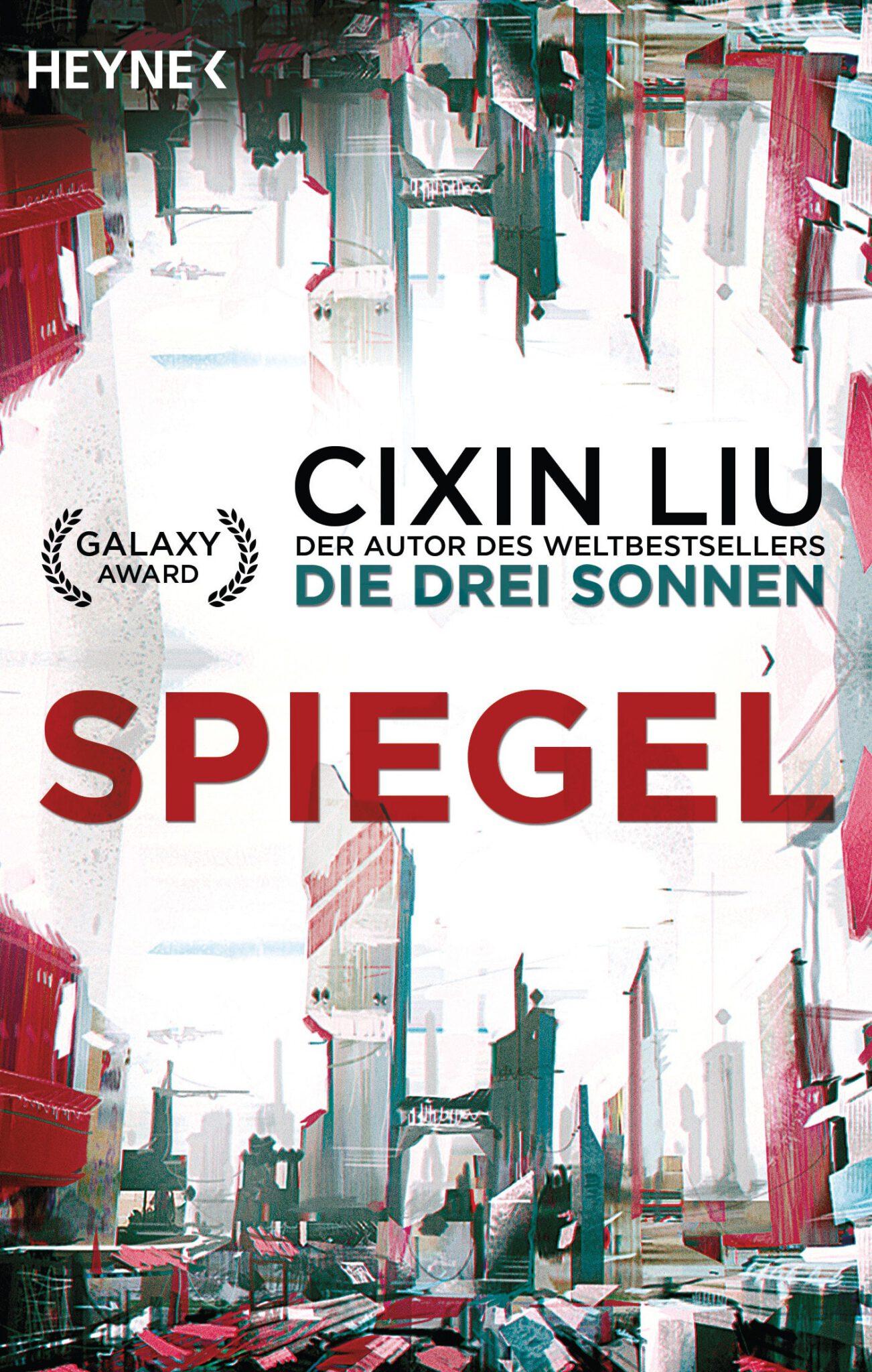 Spiegel von cixin liu rezension einer novelle booknapping for Spiegel cover 2018