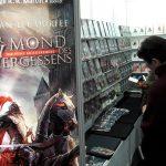Spannung bei der Hobbit Presse