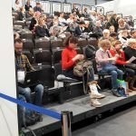 LVZ-Arena - mal nicht überfüllt