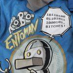 T-Shirt-Liebe von Delfiniumprints