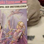 Yoko Tsuno 28: Der Tempel der Unsterblichen =Rezension=
