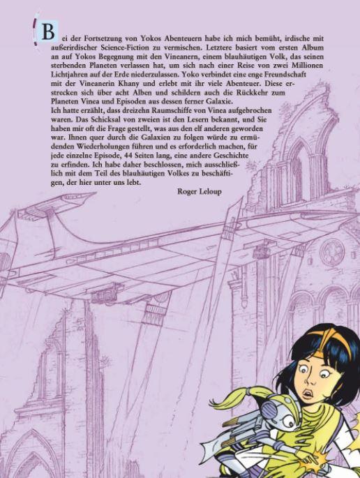 Yoko Tsuno Sammelband 9, Seite 7