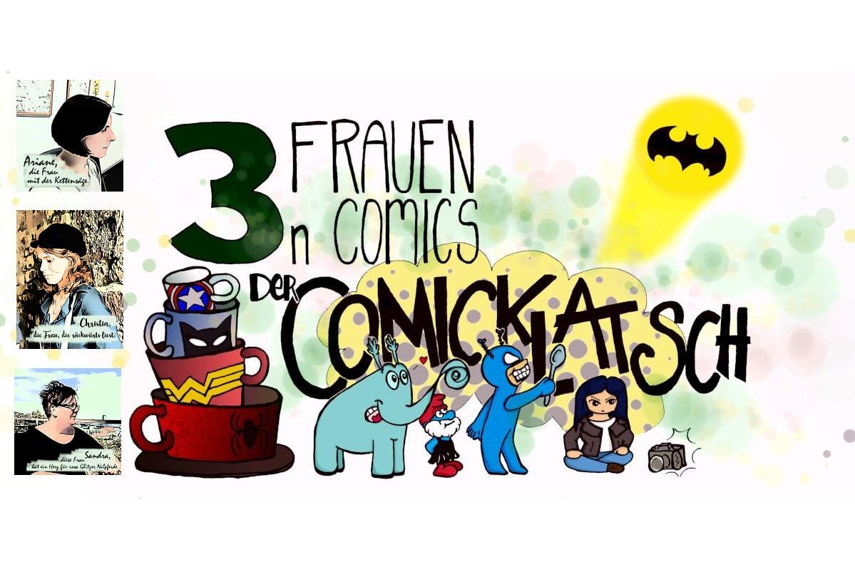 3 Frauen n Comics Folge 1 Titel