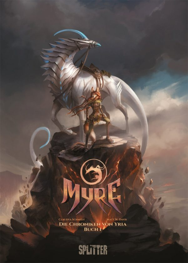 Myre Buch 1 Cover