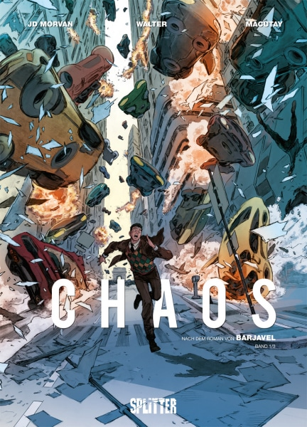 Chaos Buch 1 - Cover