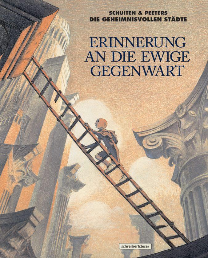 Erinnerung an die Ewige Gegenwart Cover