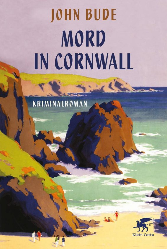 Mord in Cornwall Cover des Buches