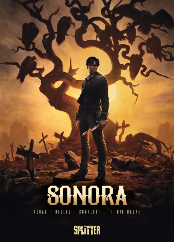Sonora Band 1 Cover