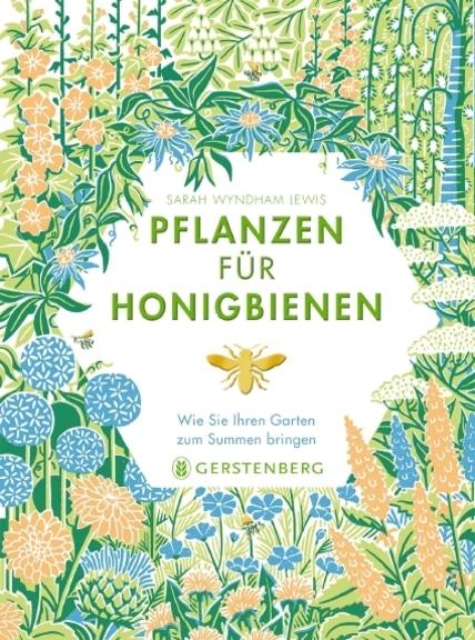 Pflanzen für Honigbienen Cover