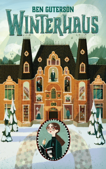 Winterhaus Cover