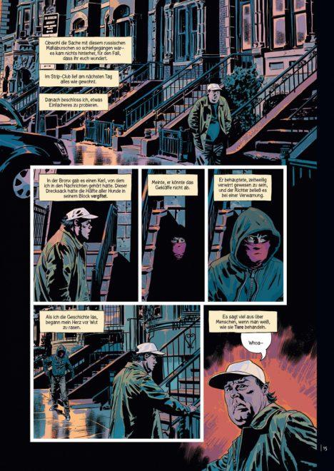Kill or be Killed Band Zwei, Seite 10 - Leseprobe