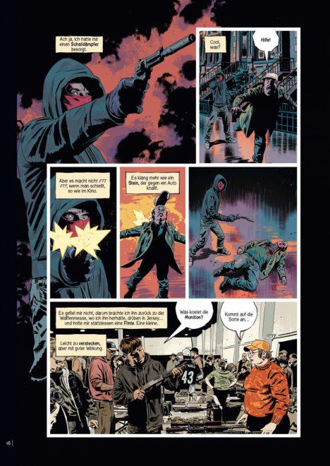 Kill or be Killed Band Zwei, Seite 11 Leseprobe