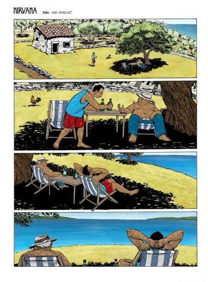 Whoa! Comics 14 Nirvana von Jana Adamovic - Leseprobe