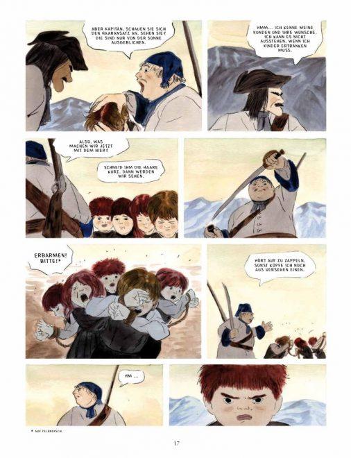 Die Saga von Grimr Seite 17 Leseprobe