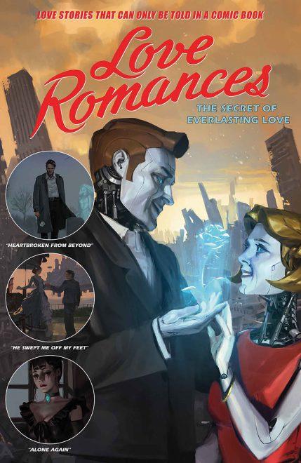 Love Romances 1 Comicheft