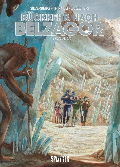 Rueckkehr nach Belzagor 2 Cover