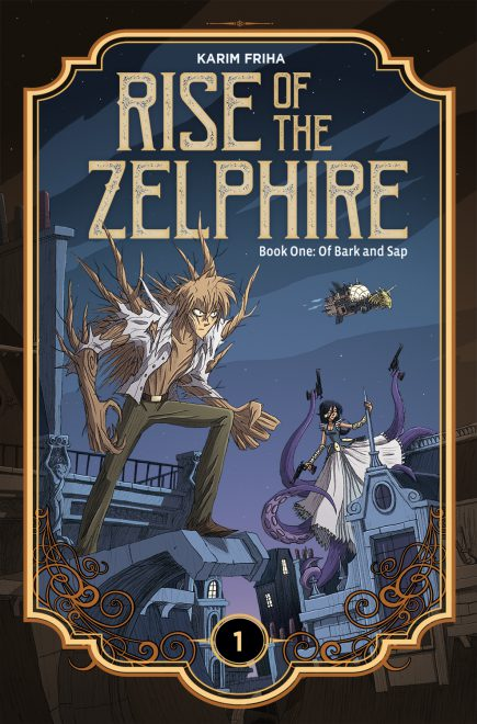 Rise of the Zelphire Book One