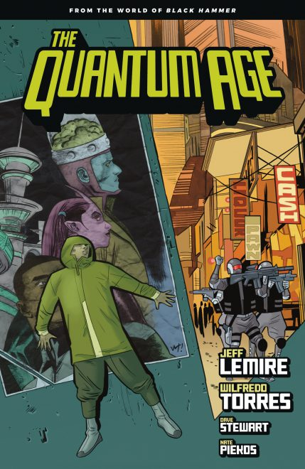 The Quantum Age Vol 1