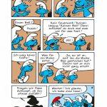 Zauberei und die Schlümpfe Seite 4