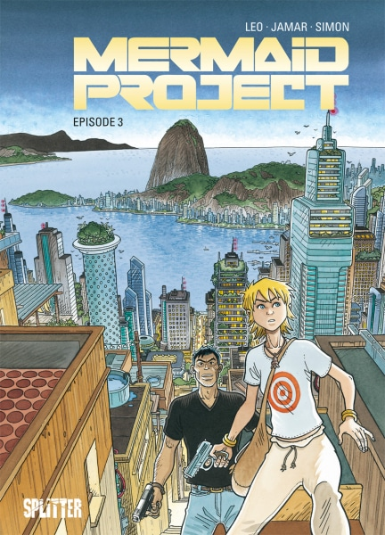 Mermaid Project 3 Cover
