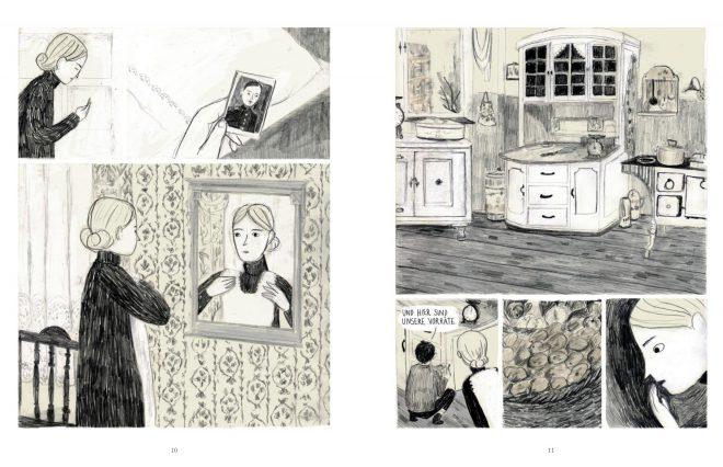 Drei Wege Leseprobe Seiten 10-11 (Ida)